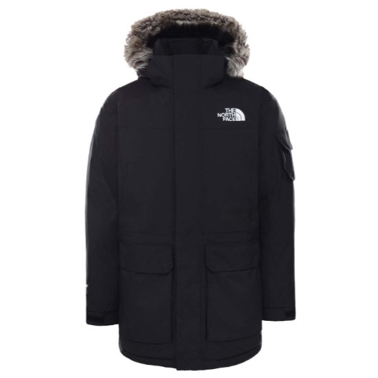The North Face Recycled McMurdo Jacket - Tnf Black