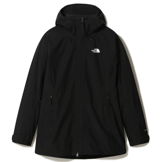 The North Face Hikesteller Futurelight Parka W - TNF Black