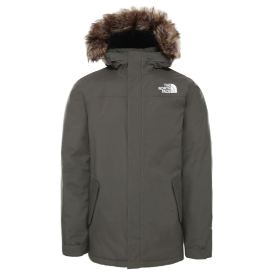 The North Face Recycled Zaneck Jacket - New Taupe Green