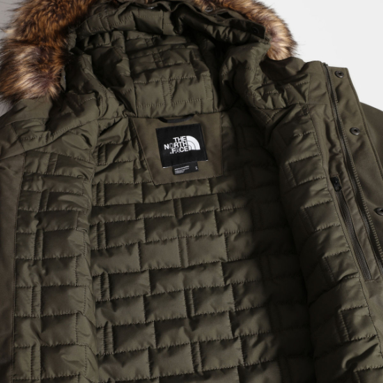 The North Face Recycled Zaneck Jacket - Foto de detalle