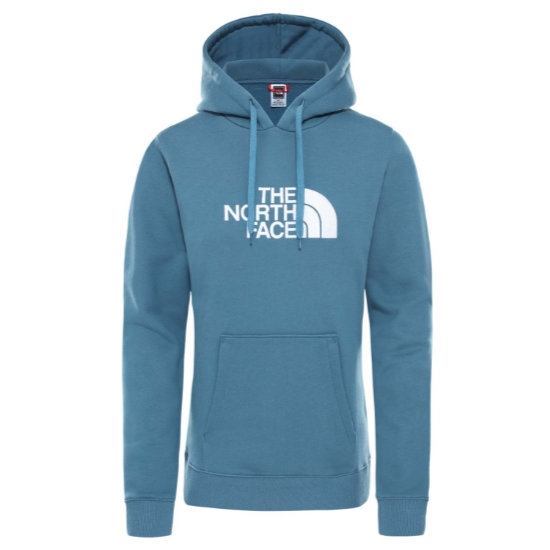 The North Face Drew Peak PO Hoodie W - Mallard Blue
