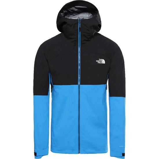 The North Face Impendor FutureLight Jacket - TNF Black/Clear Lake Blue