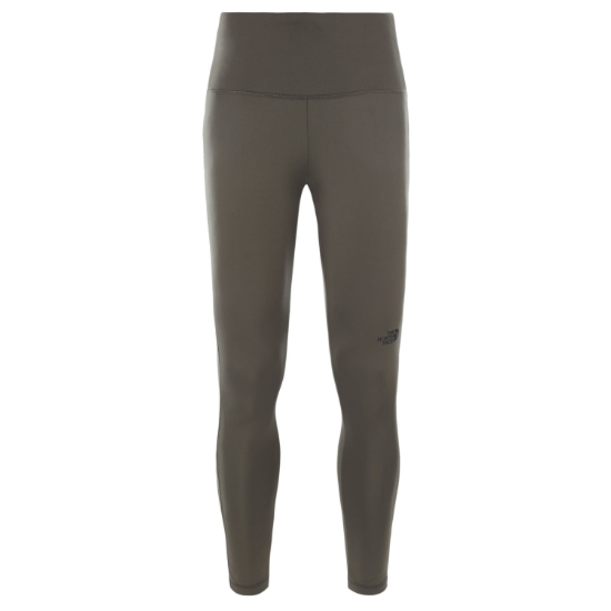 The North Face New Flex High Rise 7/8 Tight W - New Taupe Green