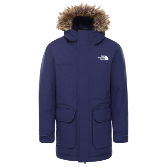 The North Face McMurdo Parka Jr - Tnf Navy