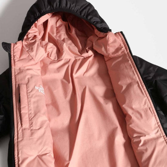 The North Face Reversible Perrito Jacket Girl - Photo of detail