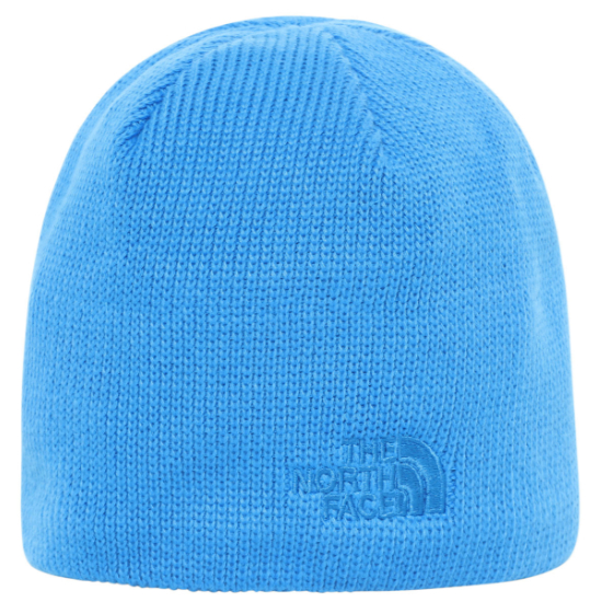 The North Face Youth Bones Recycled Beanie - Clear Lake Blue