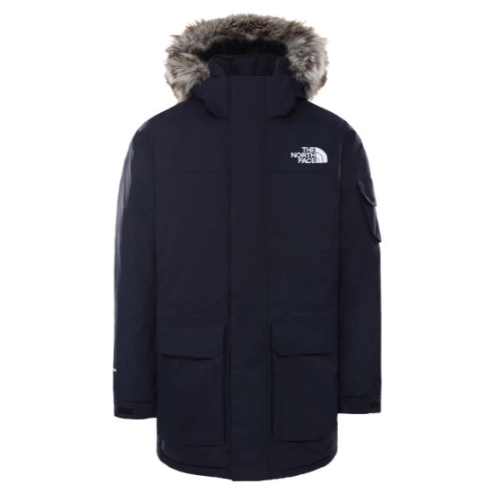 The North Face Recycled McMurdo Jacket - Aviator Navy