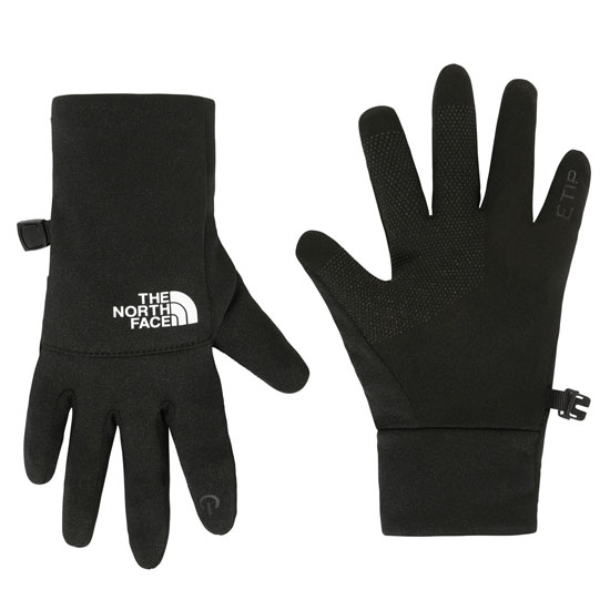 The North Face Recycled Etip Glove Jr - Tnf Black