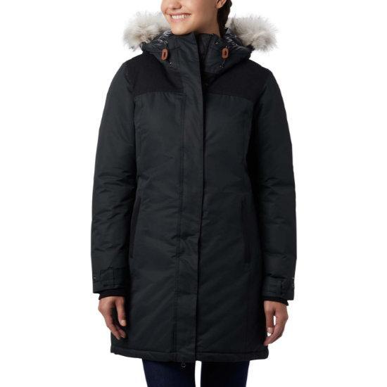Columbia Lindores Jacket W - Black