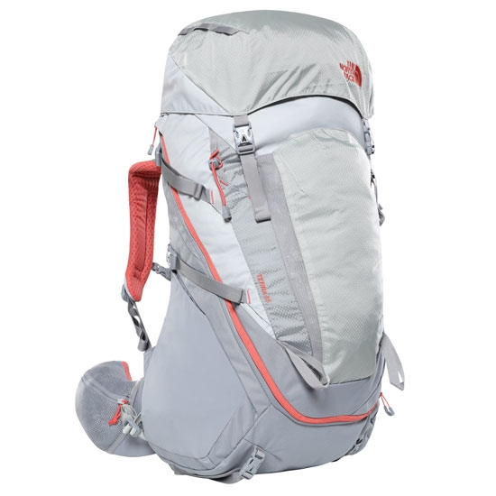 The North Face Terra 55 W XS/S - Rise Grey/Mid Grey