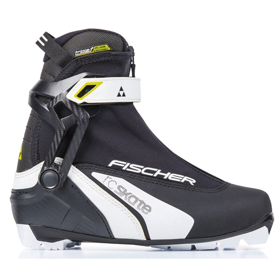 Fischer RC Skate WS - Black/White