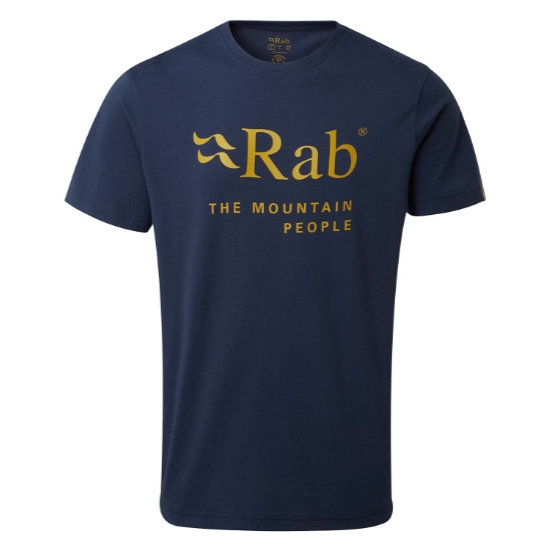 Rab Stance Mountain SS Tee - Deep Ink