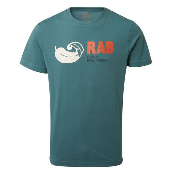 Rab Stance Vintage Ss Tee - Bright Arctic