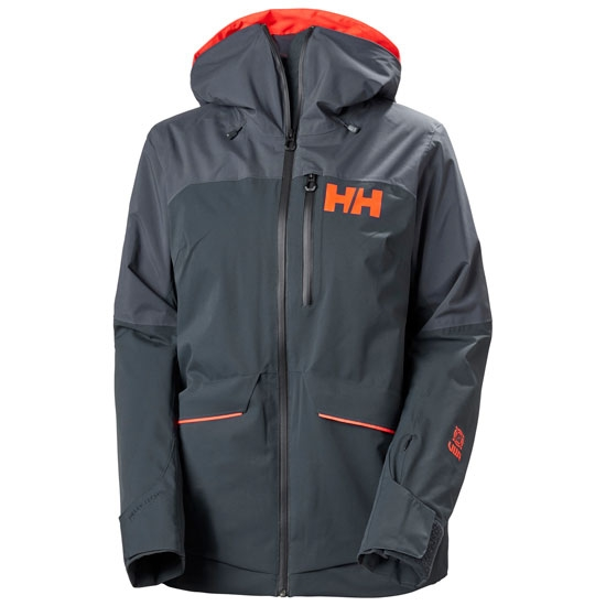Helly Hansen Powchaser Lifaloft Jacket W - Slate