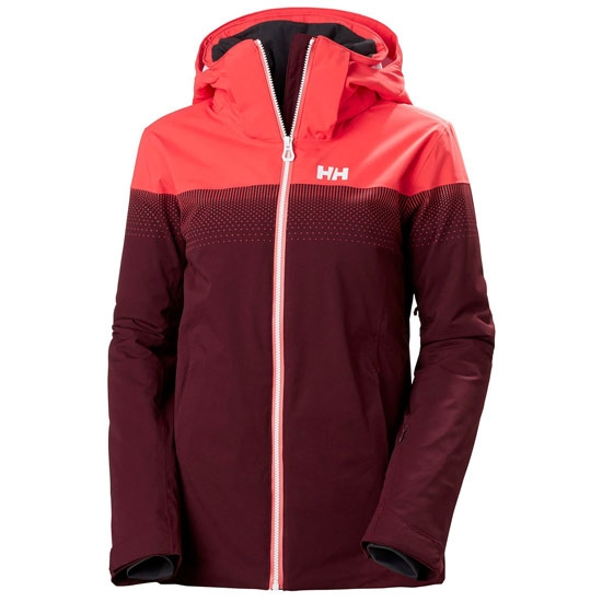 Helly Hansen Motionista Lifaloft Jacket W -  Wild Rose