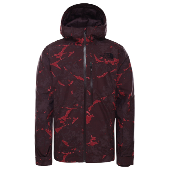 The North Face Descendit Jacket - Abstract Print