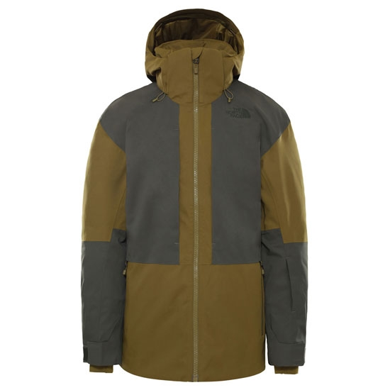 The North Face Chakal Jacket - Fir Green/New Taupe Green