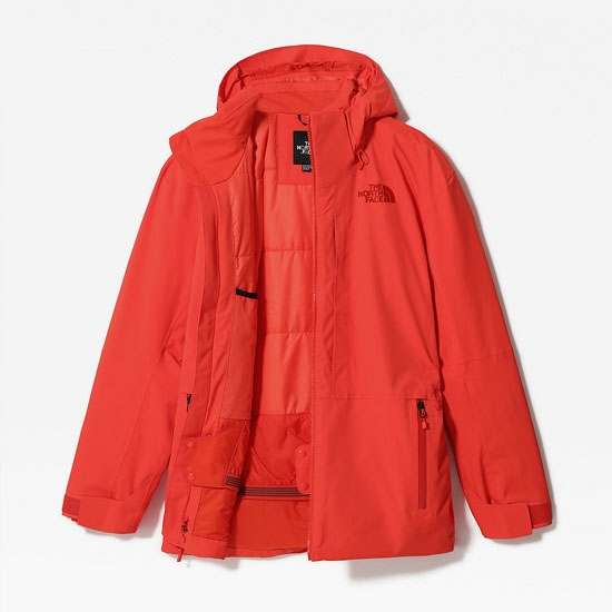 The North Face Chakal Jacket - Photo of detail