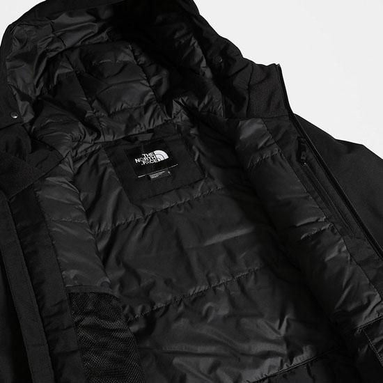 The North Face Descendit Jacket W - Photo of detail
