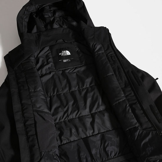The North Face Lenado Jacket W - Photo of detail