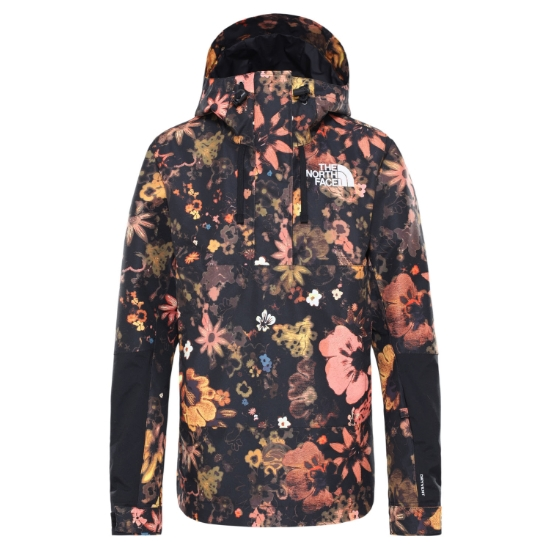 The North Face Tanager Jacket W - TNF Black/TNF Black Flower Child