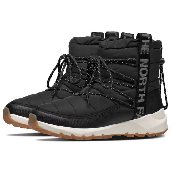 The North Face Thermoball Lace Up W - Black