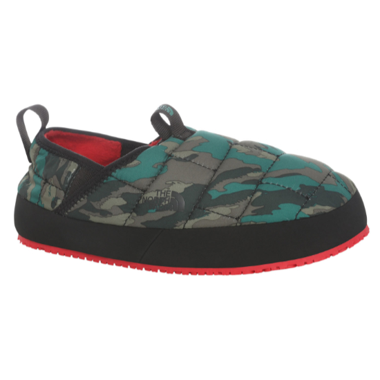 The North Face Thermoball Traction Mule II Jr - Evergreen/Black