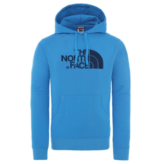 The North Face Light Drew Peak Pullover Hoodie - Clear Lake Blue