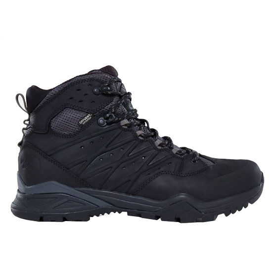 The North Face Hedgehog Hike II Mid Wp - Tnf Black/Graphite Grey