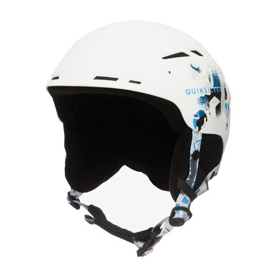 Quiksilver Motion Helmet - Snow White