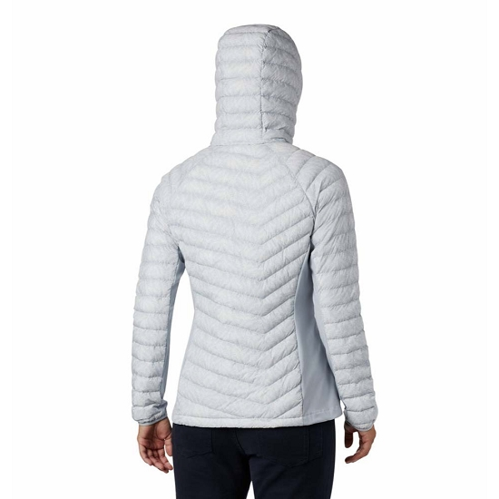 Columbia Powder Pass Hooded W - Photo of detail