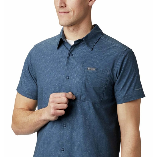 Columbia Triple Canyon SS Shirt - Photo de détail