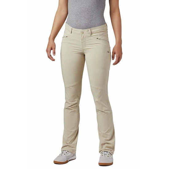 Columbia Peak to Point Pant W - Fossil