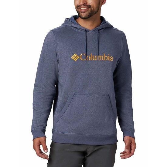 Columbia CSC Basic Logo II Hoodie - Dark Mountain
