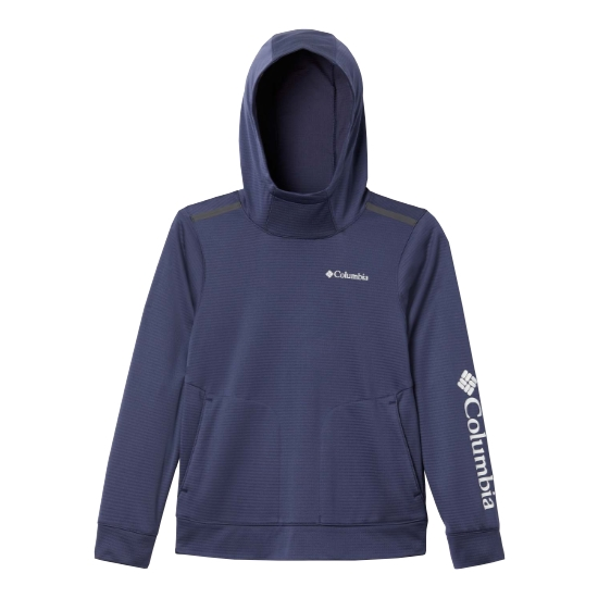 Columbia Tech Trek Hoodie Kids - Nocturnal