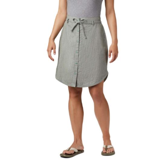 Columbia Summer Chill Skirt - Light Lichen