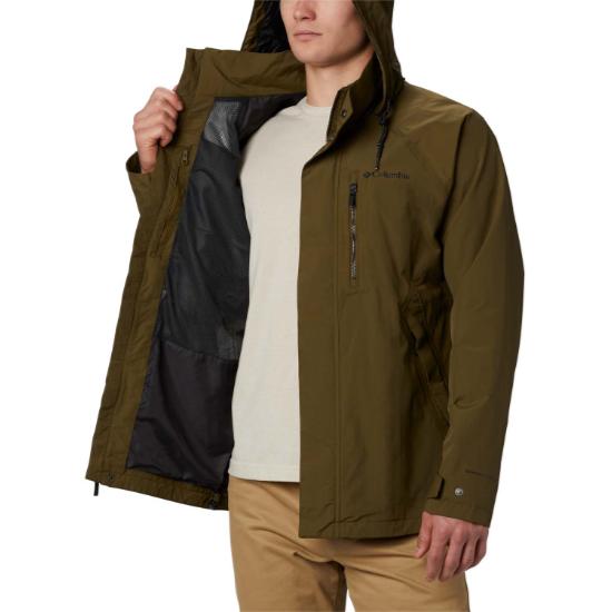Columbia Good Ways II Jacket - Photo de détail