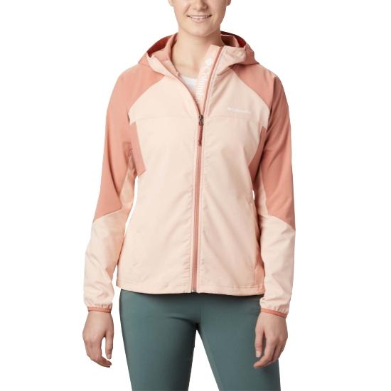 Columbia Sweet Panther Jacket W - Peach Cloud