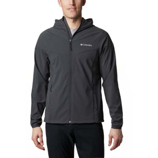 Columbia Heather Canyon Jacket - Shark