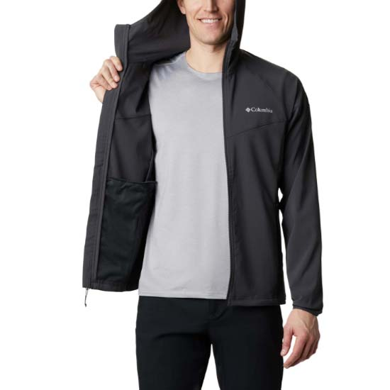 Columbia Heather Canyon Jacket - Photo de détail