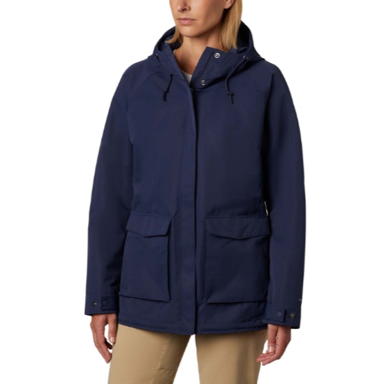 Columbia South Canyon Jacket  W - Nocturnal