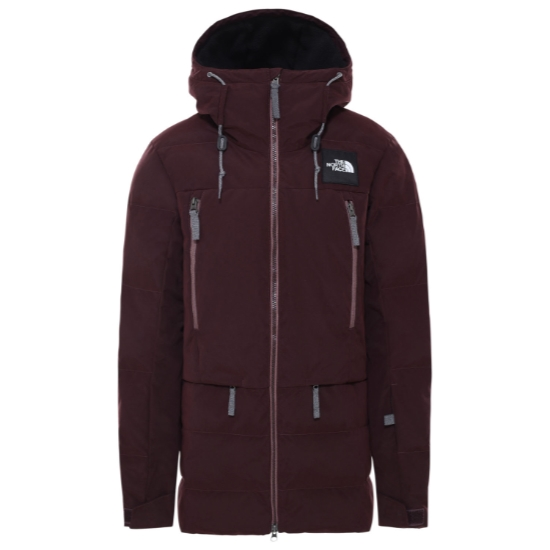 The North Face Pallie Down Jacket W - Root Brown