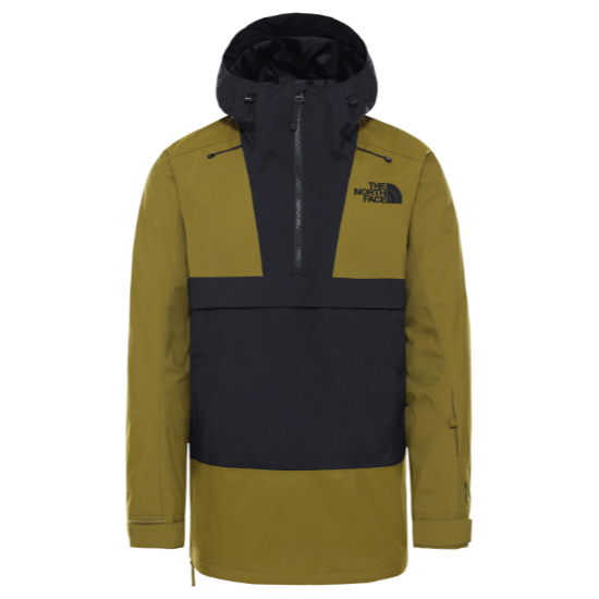 The North Face Silvani Anorak - Fir Green/Black