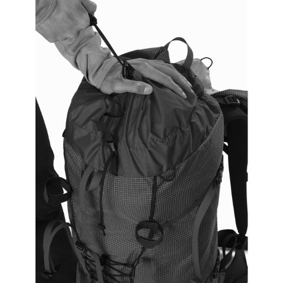 Arc'teryx Alpha AR 35 Backpack - Photo de détail