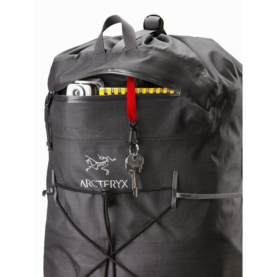 Arc'teryx Alpha FL 30 Backpack - Photo of detail