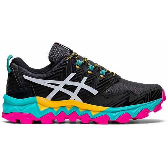 Asics GEL-FujiTrabuco 8 W - Black / White