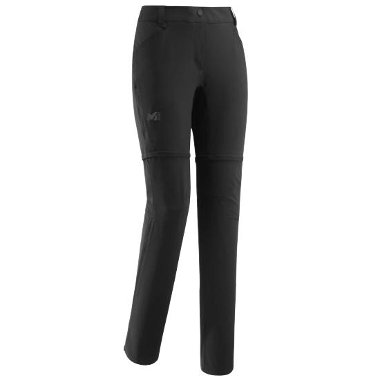 Millet Trekker Stretch Zip-Off Pant W - Black