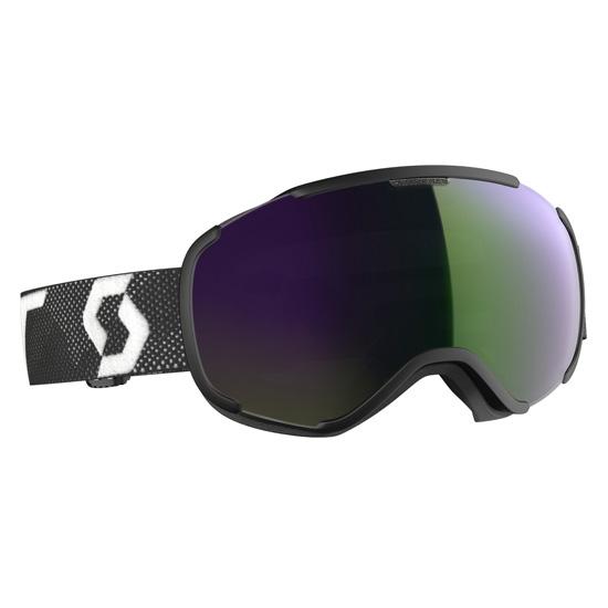 Scott Faze II S2 - Black/White/Enhancer Green Chrome