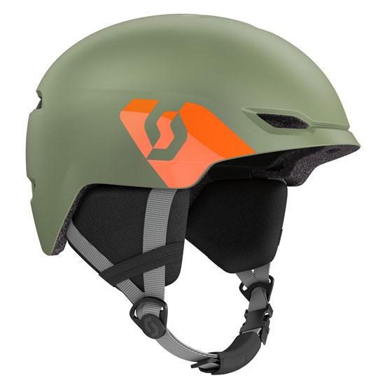 Scott Keeper 2 Helmet - Green Moss