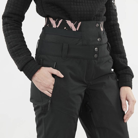 Picture Exa Pant W - Photo of detail